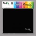 Коврик для комп. мыши Dialog PM-H15 черный