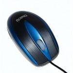 Мышь оптическая Dialog Pointer MOP-12BU (black) USB/800 dpi/3 +1 колесо-кн.