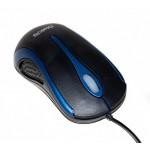 Мышь оптическая Dialog Pointer MOP-10BU (black) USB/800 dpi/3 +1 колесо-кн.
