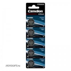 Батарея Camelion CR-2025 BL5