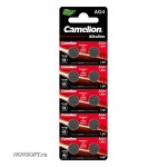 Батарея Camelion G 4  BL10