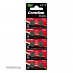 Батарея Camelion G12  BL10