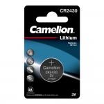 Батарея Camelion CR-2430 BL1