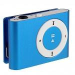 Плеер MP3 Glossar - M01 (blue)