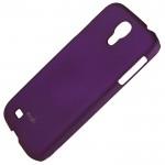 Кейс пластик Moshi Soft Touch для Samsung i9500 (violet) Galaxy S4