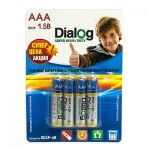 Батарея Dialog R3P Super Heavy Duty (4-BL)