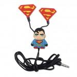 Наушники капельки Avengers K-08 Superman