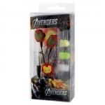 Наушники капельки Avengers K-13 Iron Man