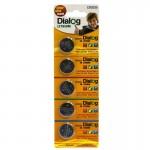Батарея Dialog CR2025 (5-BL)
