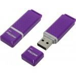 Флэшкарта USB 32Gb SmartBuy Quartz (violet)